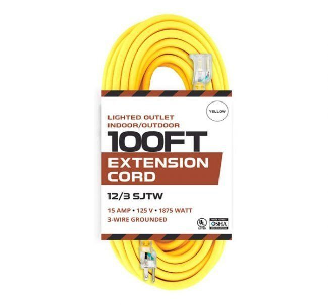 The Best Extension Cords For Indoor And Outdoor Use