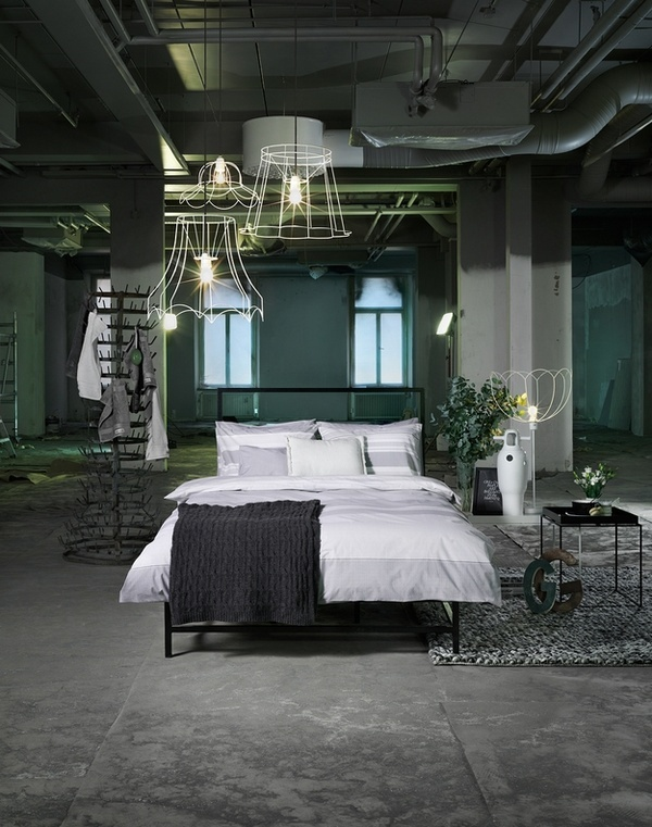 Slytherin bedroom architecture pinterest grey bedroom designs and christian grey - Dark bedroom designs ...