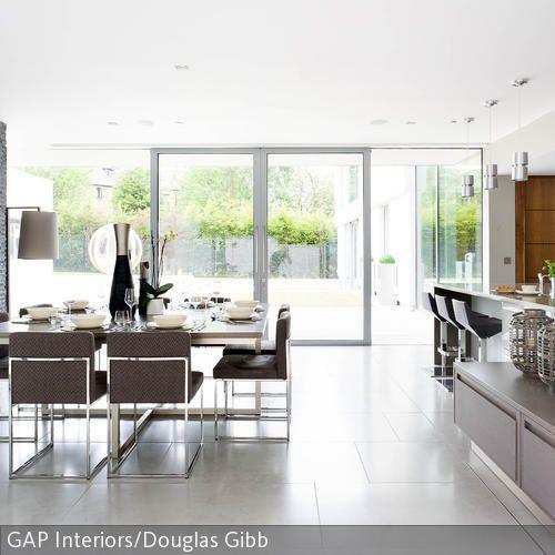 Esszimmerstühle modern braun  Die besten 25+ Moderne esszimmerstühle Ideen auf Pinterest | Eames ...