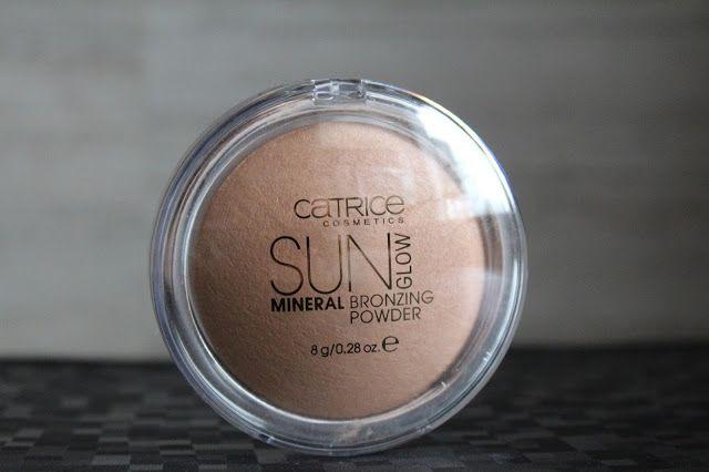 MAKEUP ARENA: Catrice Cosmetics Multi Matt Blush, Sun Glow Mineral Brozning Powder i Golden Powder
