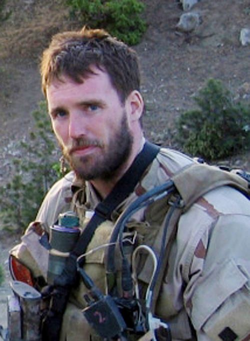 Lt. Michael P. Murphy...........Patriot / Hero / Warrior........Medal of Honor Winner...........Gave his life for his fellow servicemen and his Country in Combat - Afghanistan