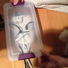 Surge Protector/baby proofing ideas