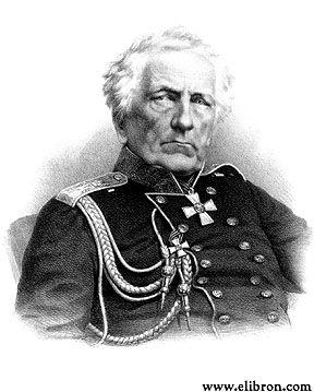 Пален Петр Петрович (1778 - 1864), граф, русский военный деятель, генерал-адъютант.