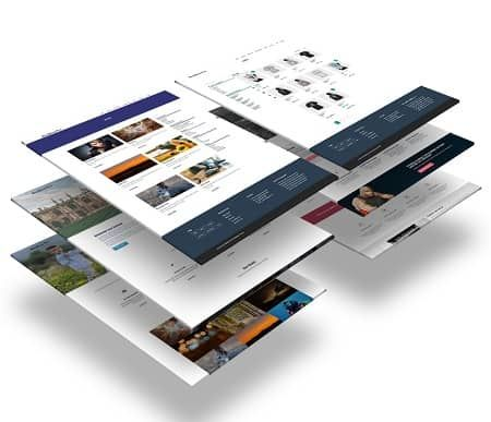 PowerPress – what is it? PowerPress is a brand new wordpress theme that allows you to create stunning websites with ease. It features powerful functionality and live drag and drop page builder.