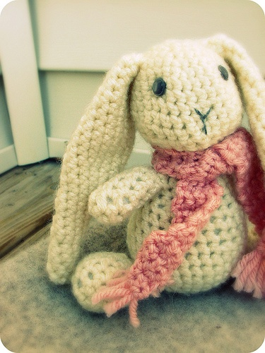 Bunny #baby #toys