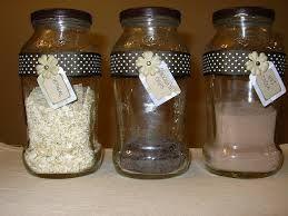 Resultado de imagen para decoracion de frascos de vidrio para cocina