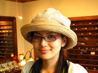 松本市 メガネの天下堂 眼鏡 めがね - 帽子とアイウェア
