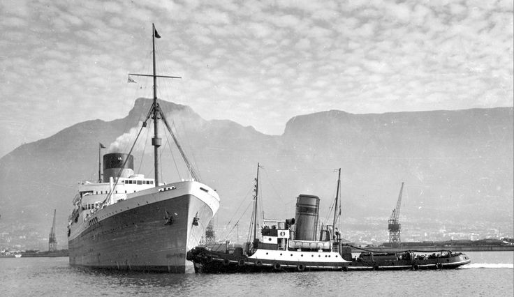 Mail Ship Leaving Cape Town | Flickr - Photo Sharing!