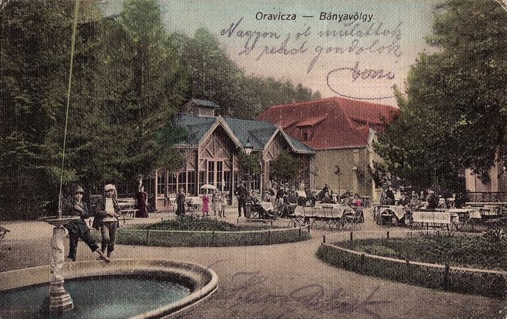 Oraviţa anilor 1900