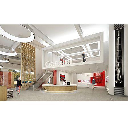Gensler Unveils New Creative Workspace In Newport Beach Office Workspace Pinterest
