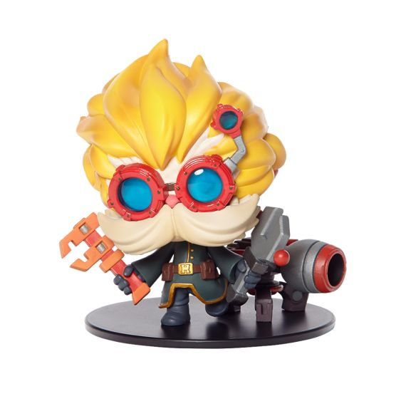 Riot Games Merch | Heimerdinger Figure - Figures - Collectibles