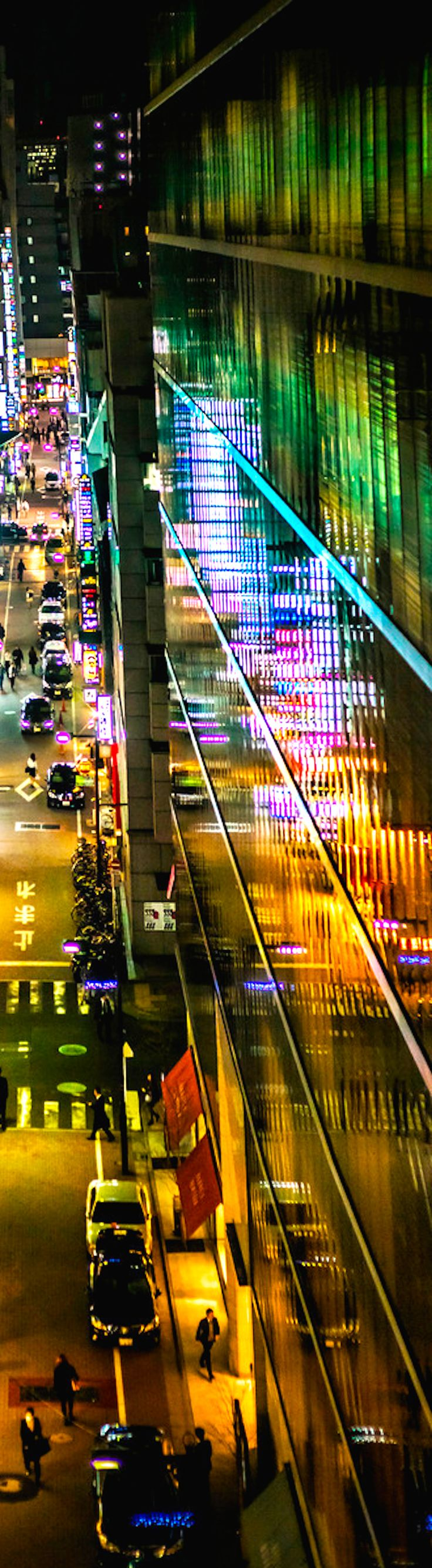 Tokyo- Ginza from 1955 to 1967 was one of my very favorite places for discos and night life. There were night clubs and discos that were fifty years ahead of their time in ultra modern designs.  (I was actually shocked beyond belief, being I came from New York City).  I have been all over the world and 2016 you still will never find the ultra modern designs that existed in the Golden Ginza for night clubs and discos).