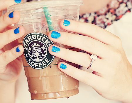 Best Nail Color For Engagement Ring
