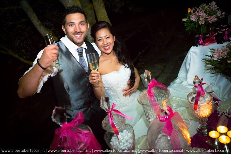 Wedding Day. / Wedding Dress for her and for him. / Wedding flowers. / Abito da sposa per lui e per lei. / Wedding Celebrations.