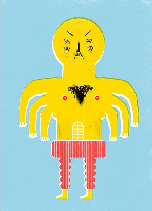 Freak of the week by Joe Baglow