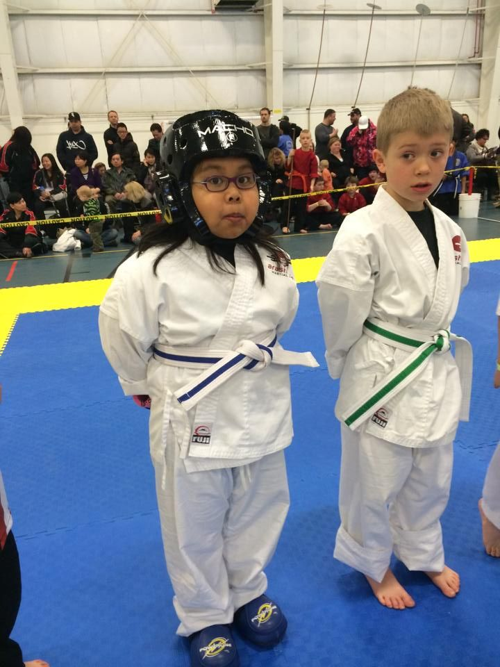 At the Capital City Championships in March, 2014