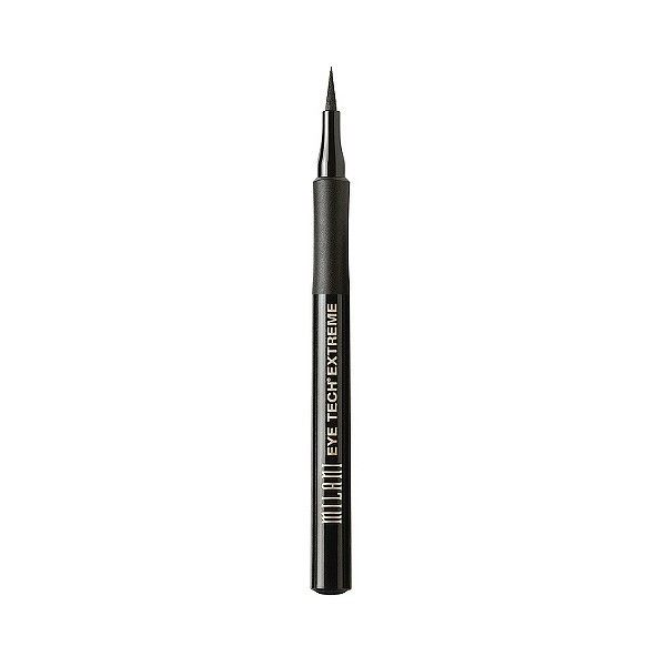 Milani Eye Tech Extreme Liquid Eye Liner ($7.29) ❤ liked on Polyvore featuring beauty products, makeup, eye makeup, eyeliner, blackest black, liquid eye liner, liquid eyeliner, milani eyeliner and liquid eye-liner