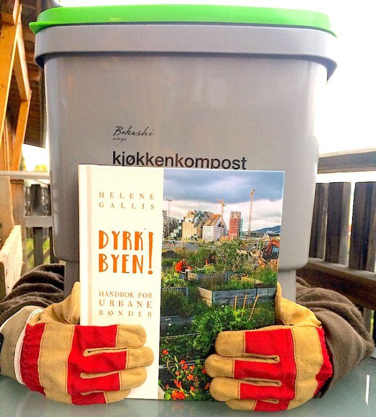 Er det trygt å spise grønnsaker som vokser midt i byen? I dette utdraget fra boken Dyrk byen! får du tips til hvordan du kan dyrke trygt i by.  Hele boken inngår i BOKASHI I BYEN-startkit i nettbutikken på: bokashinorge.no/nettbutikk  Lag jord, og dyrk selv – i byen.