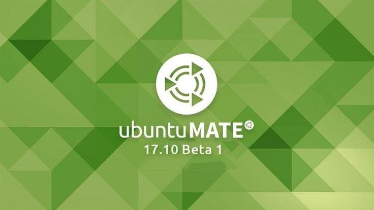 Ubuntu MATE 17.10 Beta 1 Released