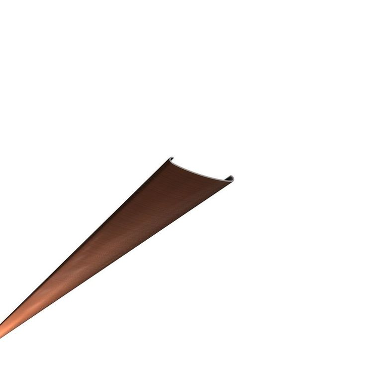 Gridmax 100 sq. ft. Ceiling Grid Cover Kit Polished Copper