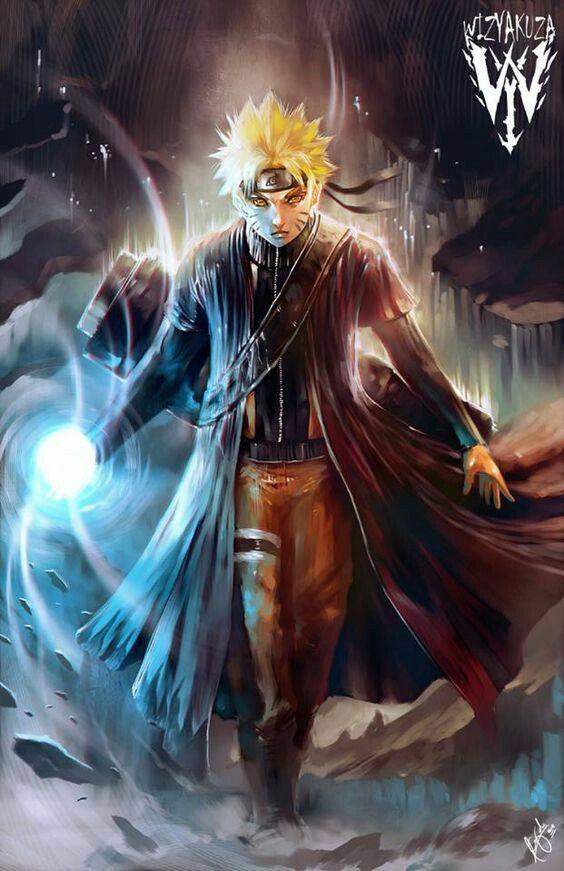 Fã arte de Naruto