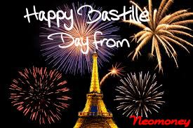 #Neomoney would like to wish you a Happy Bastille Day