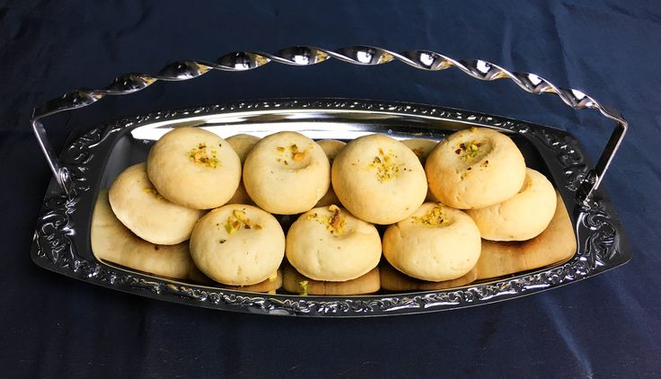 Nankhatai is Indian shortbread cookies flavoured with cardamom. I guess every kid in India has grown up eating these amazingly delicious cookies that are available in most bakeries and sweet shops. Nankhatai is a very popular tea time snack and is loved by everyone in the family. I still remember my mom baking batches …