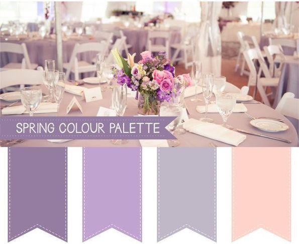 Hochzeit 2015: Frühling-Farbtöne empfehlen | Hochzeitsblog Optimalkarten