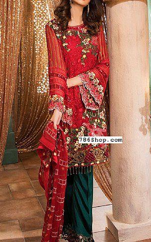 Chiffon dresses online shopping in pakistan