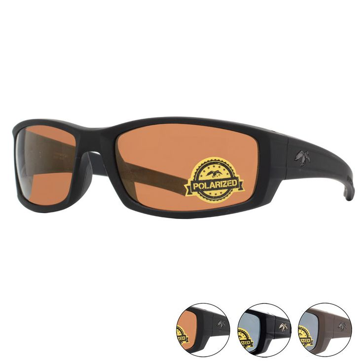 Duck Commander D857 Polarized Outdoor Sunglasses $14.99 + Free Shipping!