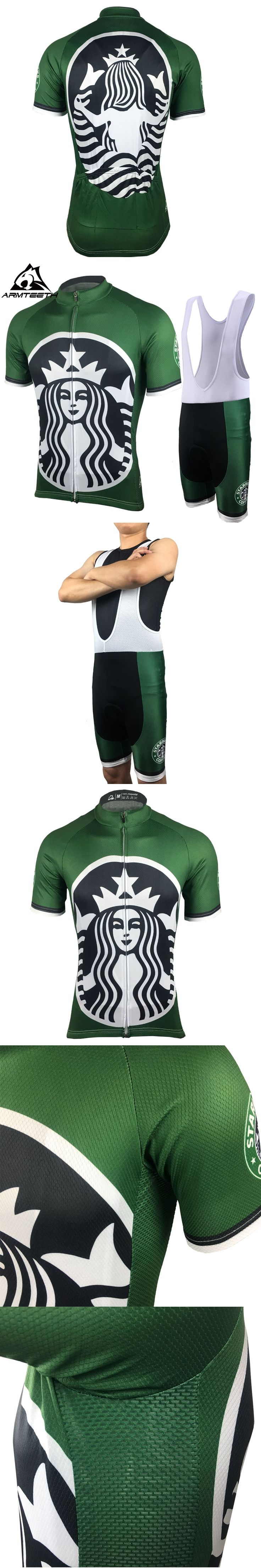 2017 Hot Sale Pro Men Cycling Jersey Set Breathable MTB Clothes Quick Dry Bicycle Summer Sportswear Bike Jerseys Ropa Ciclismo