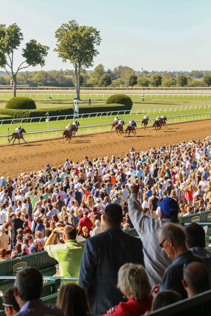 Visiting Lexington During Keeneland's Racing Season