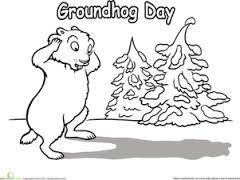 94 best Groundhog Day images on Pinterest Preschool groundhog