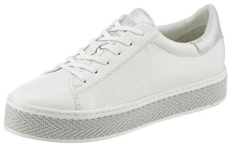 S Oliver Plateau Sneaker Gunstig Kaufen Teuer Kaufen Oliver Plateausneak Damen Mode Damen Gunstig K Schuhe Damen Sneaker Gunstig Damenschuhe