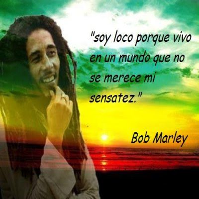 17 frases de Bob Marley para reflexionar - Taringa!