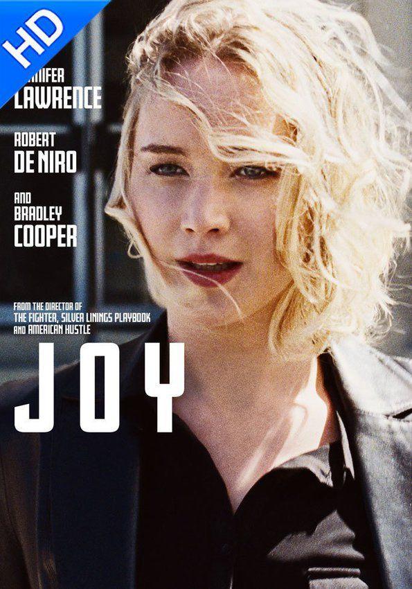 """El aclamado realizador David O. Russell (""""El lado bueno de las cosas""""), vuelve a hacer equipo con Jennifer Lawrence. Inspirada en una historia real, Joy narra el emocionante y fascinante viaje de una mujer, llevada por la necesidad, el ingenio y un sueño de toda la vida, Joy finalmente triunfa como la fundadora y matriarca de un imperio multimillonario, transformando su vida y la de su familia."""