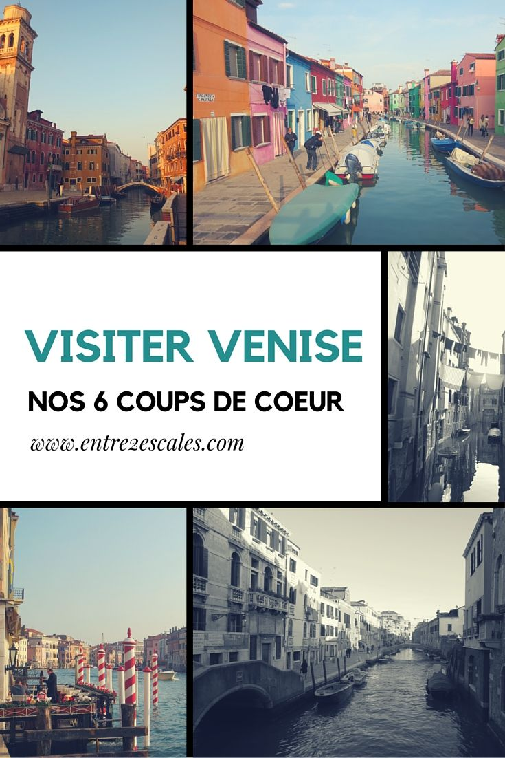 Nos 6 coups de coeurs pour visiter Venise, Italie!  ✈✈✈ Don't miss your chance to win a Free International Roundtrip Ticket to Milan, Italy from anywhere in the world **GIVEAWAY** ✈✈✈ https://thedecisionmoment.com/free-roundtrip-tickets-to-europe-italy-venice/