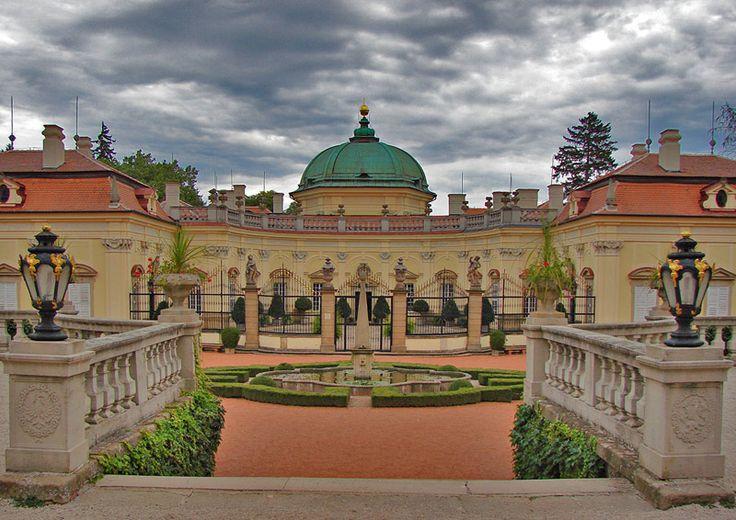 zamek/castle Buchlovice