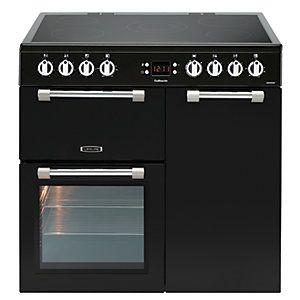 Leisure Cookmaster 90cm Electric Range Cooker CK90C230K - Black