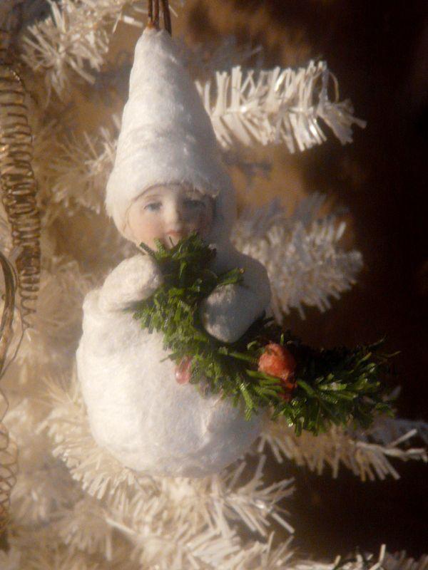 cotton christmas child