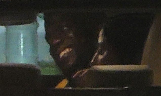 Kevin Hart seen with mystery woman in car who is not wife 🐸☕️Pics...