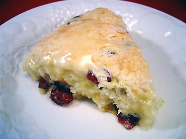 "Orange Cranberry Scones--Sooooo good!! A ""My favorite recipes"" recipe."
