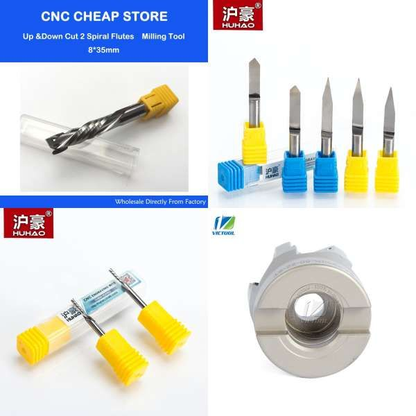 10 x Carbide PCB cnc router V bits Engraving Bit Tungsten