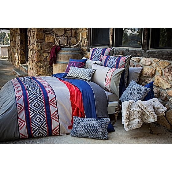 Buy Online Sierra Quilt Cover Set (Australia) 01 Large