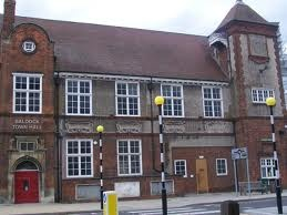 Baldock Town Hall.