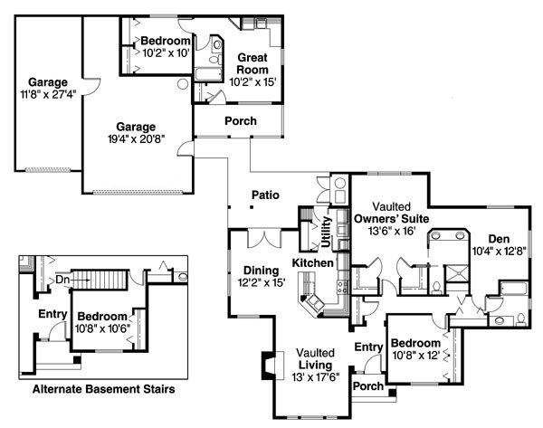 30 best guest house ideas images on pinterest guest for Homes with detached in law suites