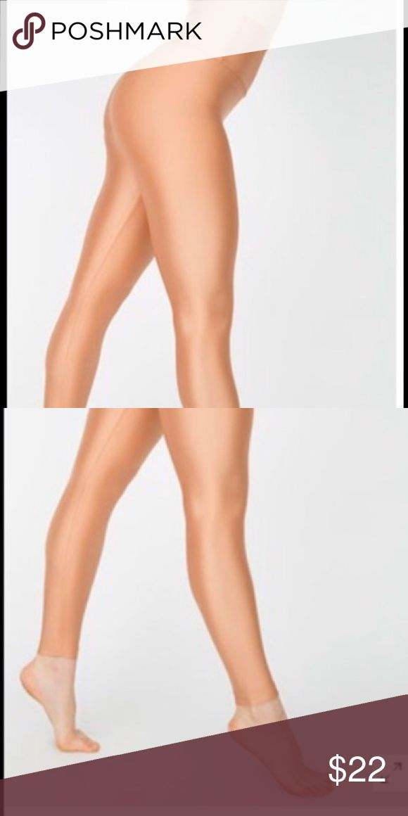 Nude leggings American Apparel nude high waisted nude leggings American Apparel Pants Leggings