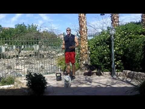 Double Kettlebell Swing Technique And Applications By Mike Mahler