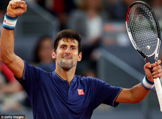 TOP TENNIS: ATP MADRID QF LIVE SCORE ORDER OF PLAY 12/05/2017