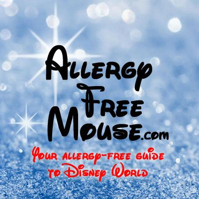 If you have food allergies, Disney is an OUTSTANDING place to visit. On our first trip when our daughter was 7, it was the first time in her life our family was able to go to a restaurant and have EVERYONE order from the menu. The angels were singing! Check it out!